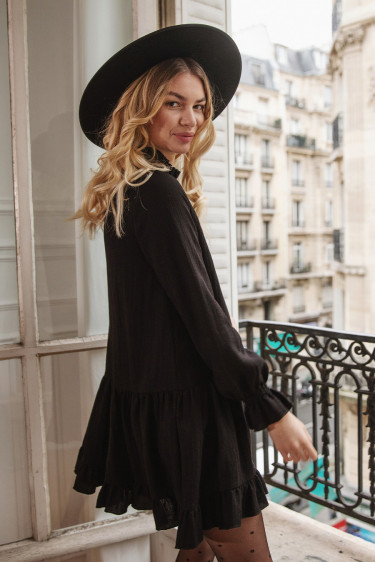 ROBE HOPE NOIR