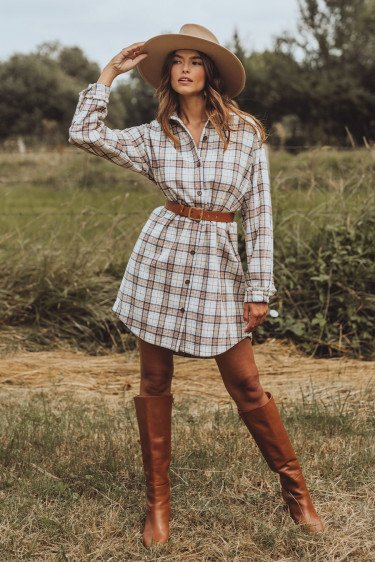 ROBE LAURALEE PICADILLY