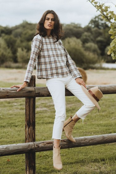 BLOUSE COLOMBE PICADILLY